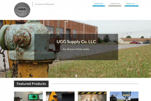 UGG Supply Website