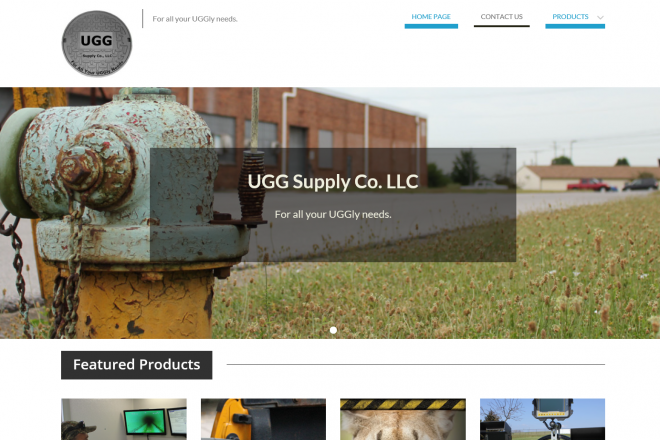 UGG Supply Website